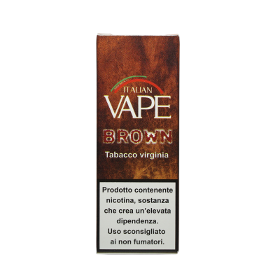 Brown eLiquid