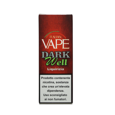 Dark Well eLiquid