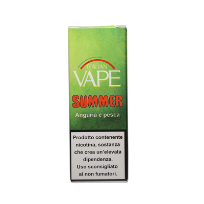 Summer eLiquid